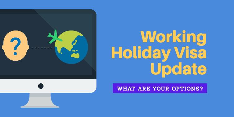 Working Holiday visa 417